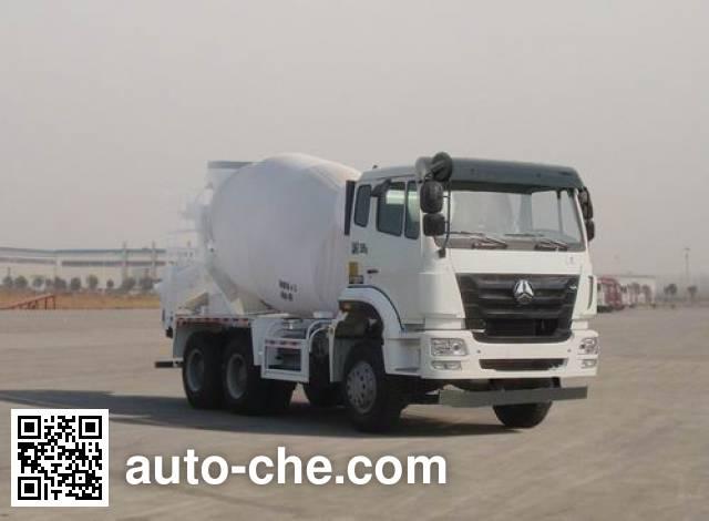 Sinotruk Hohan concrete mixer truck ZZ5265GJBN3243D1K