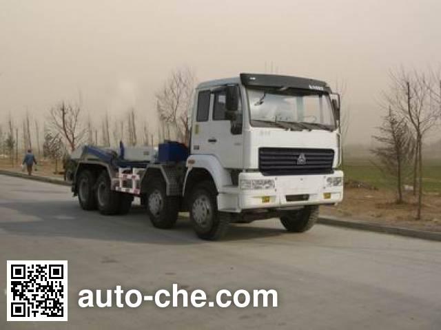 Sida Steyr dry mortar transport truck ZZ5311GHSM2861W