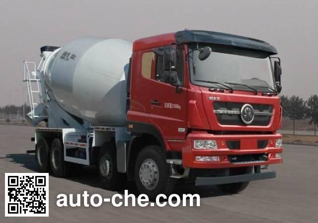 Sida Steyr concrete mixer truck ZZ5313GJBN306GD1