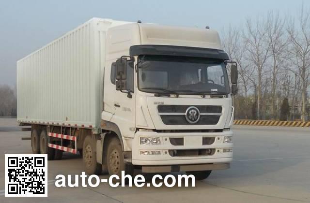 Sida Steyr wing van truck ZZ5313XYKN466GE1