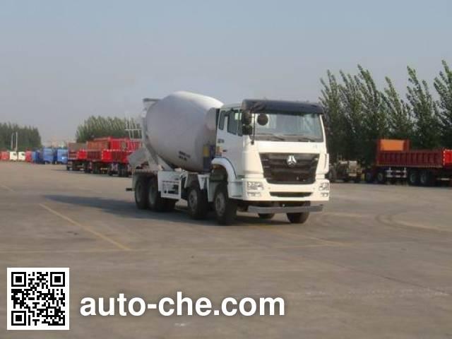 Sinotruk Hohan concrete mixer truck ZZ5315GJBN3063D1