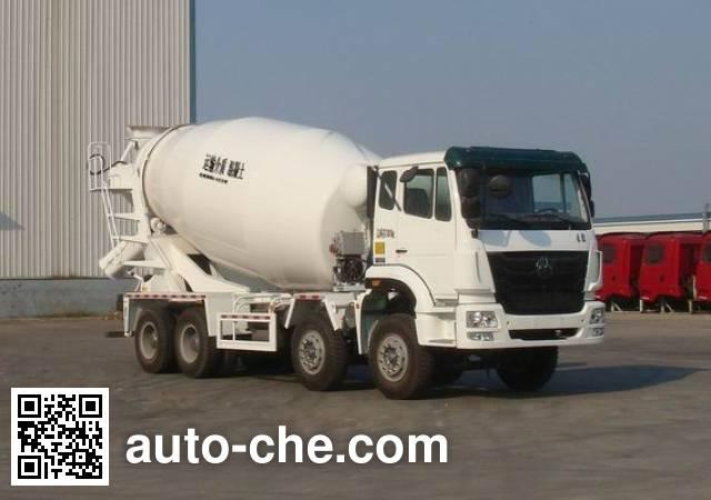Sinotruk Hohan concrete mixer truck ZZ5315GJBN3266C1