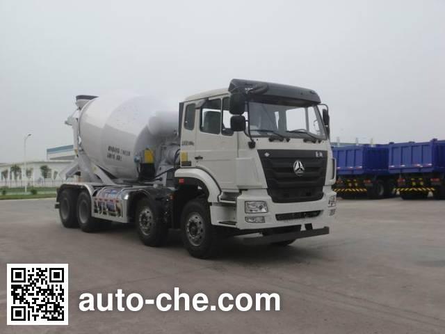 Sinotruk Hohan concrete mixer truck ZZ5315GJBN3666E1L