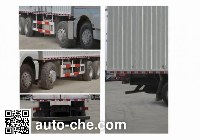 Sinotruk Sitrak box van truck ZZ5316XXYV466HE1