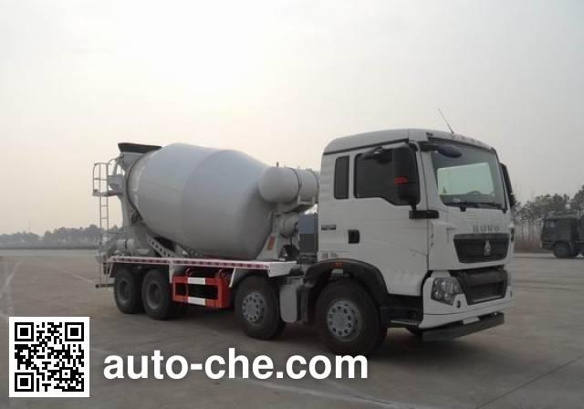 Sinotruk Howo concrete mixer truck ZZ5317GJBN306GD1