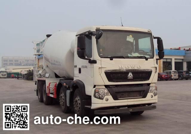 Sinotruk Howo concrete mixer truck ZZ5317GJBN306GE1