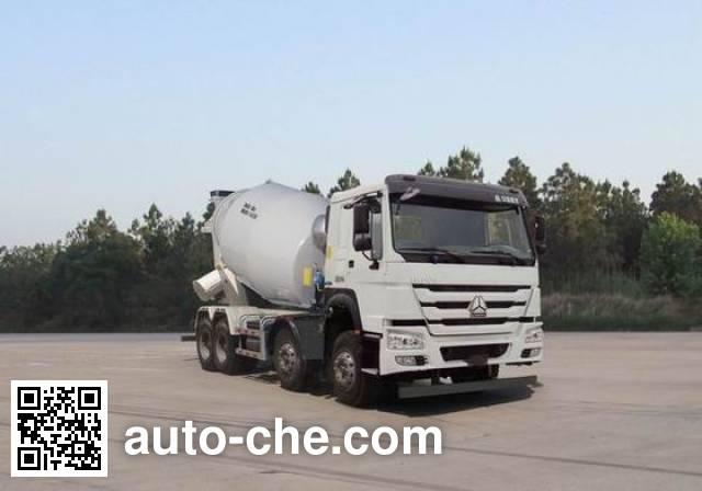 Sinotruk Howo concrete mixer truck ZZ5317GJBN3667D1
