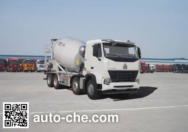 Sinotruk Howo concrete mixer truck ZZ5317GJBN3667P1