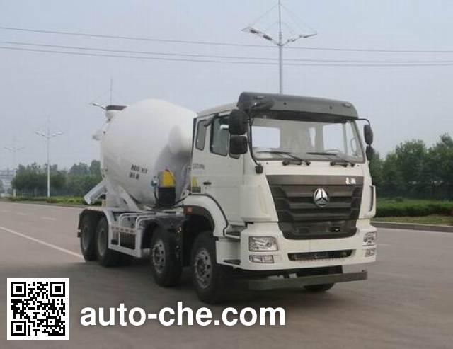 Sinotruk Hohan concrete mixer truck ZZ5325GJBN3063D1K