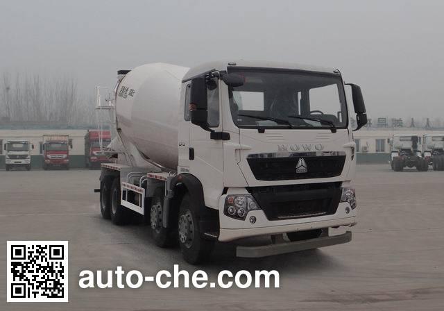Sinotruk Howo concrete mixer truck ZZ5327GJBN326GD1