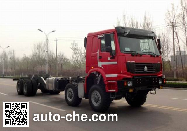Sinotruk Howo oilfield special vehicle chassis ZZ5547TYTV5777D1