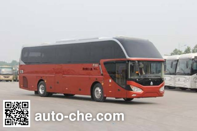 Huanghe bus ZZ6127HD4A