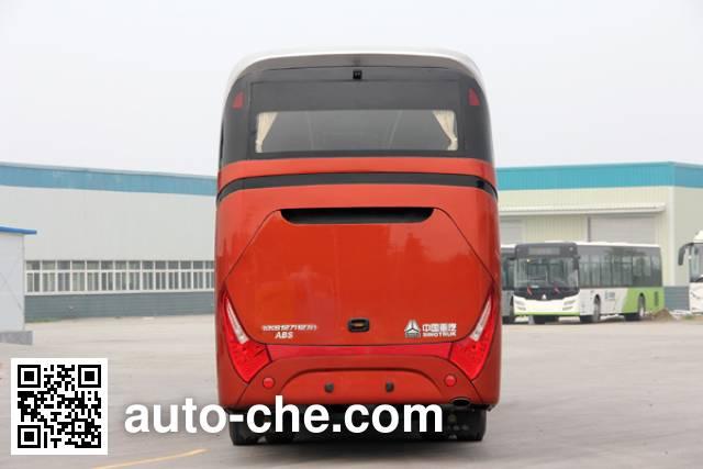 Sinotruk Howo bus ZZ6127HQ5A
