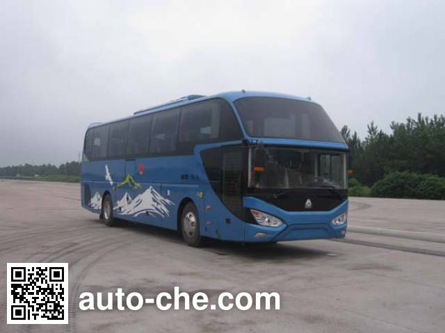 Sinotruk Howo bus ZZ6127HQ5A