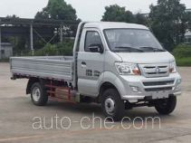 Sinotruk CDW Wangpai dual-fuel cargo truck CDW1030N1M5D