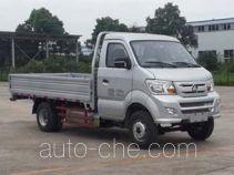 Dual-fuel cargo truck Sinotruk CDW Wangpai