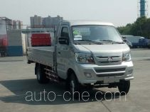 Sinotruk CDW Wangpai dual-fuel cargo truck CDW1032N1M5QD