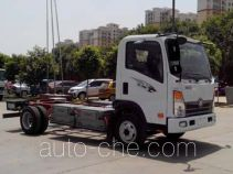 Sinotruk CDW Wangpai electric truck chassis CDW1040H1PEV