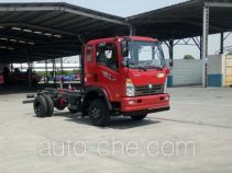 Sinotruk CDW Wangpai dump truck chassis CDW3040HA2R5