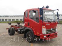 Sinotruk CDW Wangpai dump truck chassis CDW3080HA1P4