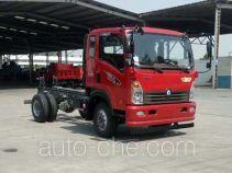 Sinotruk CDW Wangpai dump truck chassis CDW3110HA1R5