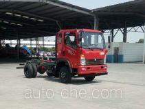 Sinotruk CDW Wangpai dump truck chassis CDW3160HA3R5