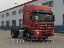 Sinotruk CDW Wangpai dangerous goods transport tractor unit CDW4180A1T5W