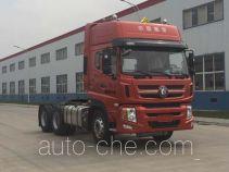 Sinotruk CDW Wangpai dangerous goods transport tractor unit CDW4250A1T5W