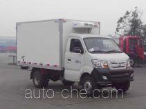 Sinotruk CDW Wangpai refrigerated truck CDW5030XLCN1M4
