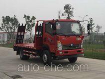 Sinotruk CDW Wangpai flatbed truck CDW5040TPBHA1R5
