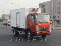 Sinotruk CDW Wangpai refrigerated truck CDW5040XLCHA1Q5