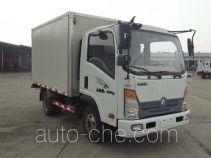 Sinotruk CDW Wangpai box van truck CDW5040XXYHA3R5