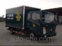 Sinotruk CDW Wangpai postal vehicle CDW5040XYZHA1A4