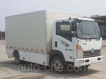 Sinotruk CDW Wangpai electric cargo van CDW5040XXYH2PEV