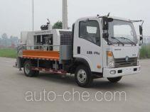 Sinotruk CDW Wangpai truck mounted concrete pump CDW5070THB