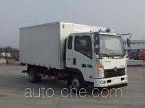 Sinotruk CDW Wangpai box van truck CDW5081XXYA1R5