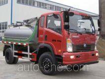 Sinotruk CDW Wangpai suction truck CDW5090GXEA2B4