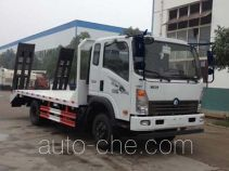 Sinotruk CDW Wangpai flatbed truck CDW5090TPBA1C4