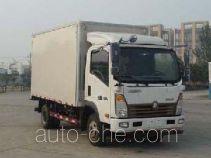Sinotruk CDW Wangpai box van truck CDW5090XXYH1R5