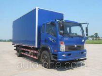 Sinotruk CDW Wangpai box van truck CDW5110XXYA2R5