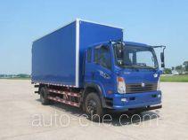 Sinotruk CDW Wangpai box van truck CDW5100XXYA2R5