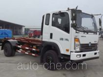 Detachable body garbage truck Sinotruk CDW Wangpai