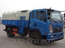 Sinotruk CDW Wangpai self-loading garbage truck CDW5110ZZZA2Q4