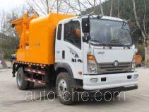 Sinotruk CDW Wangpai truck mounted concrete pump CDW5120THBHA1Q4