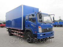 Sinotruk CDW Wangpai box van truck CDW5111XXYA2R5