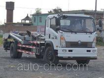 Sinotruk CDW Wangpai tank transport truck CDW5160ZBGA1C4