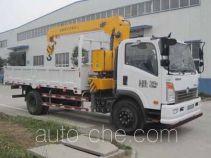 Sinotruk CDW Wangpai truck mounted loader crane CDW5080JSQHA1Q4
