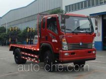 Sinotruk CDW Wangpai flatbed truck CDW5161TPBA1C4
