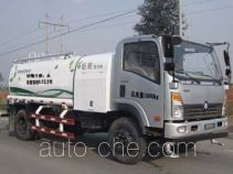 Electric sprinkler truck
