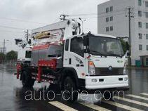 Sinotruk CDW Wangpai concrete pump truck CDW5180THBA1R5